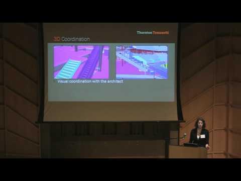 Barclays Center - Thornton Tomasetti 2012 Annual Meeting