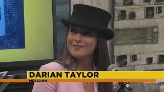 Musician Darian Taylor on Iowa Live