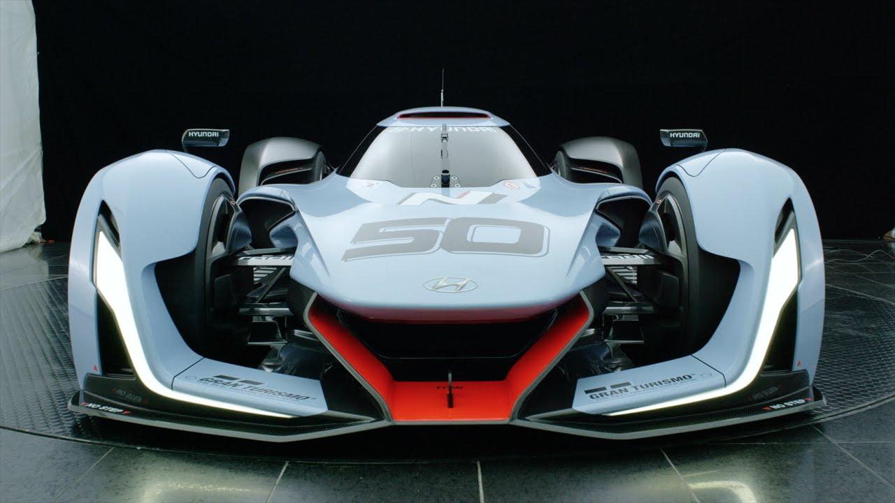 画像: HYUNDAI N 2025 Vision Gran Turismo: Unveiled youtu.be