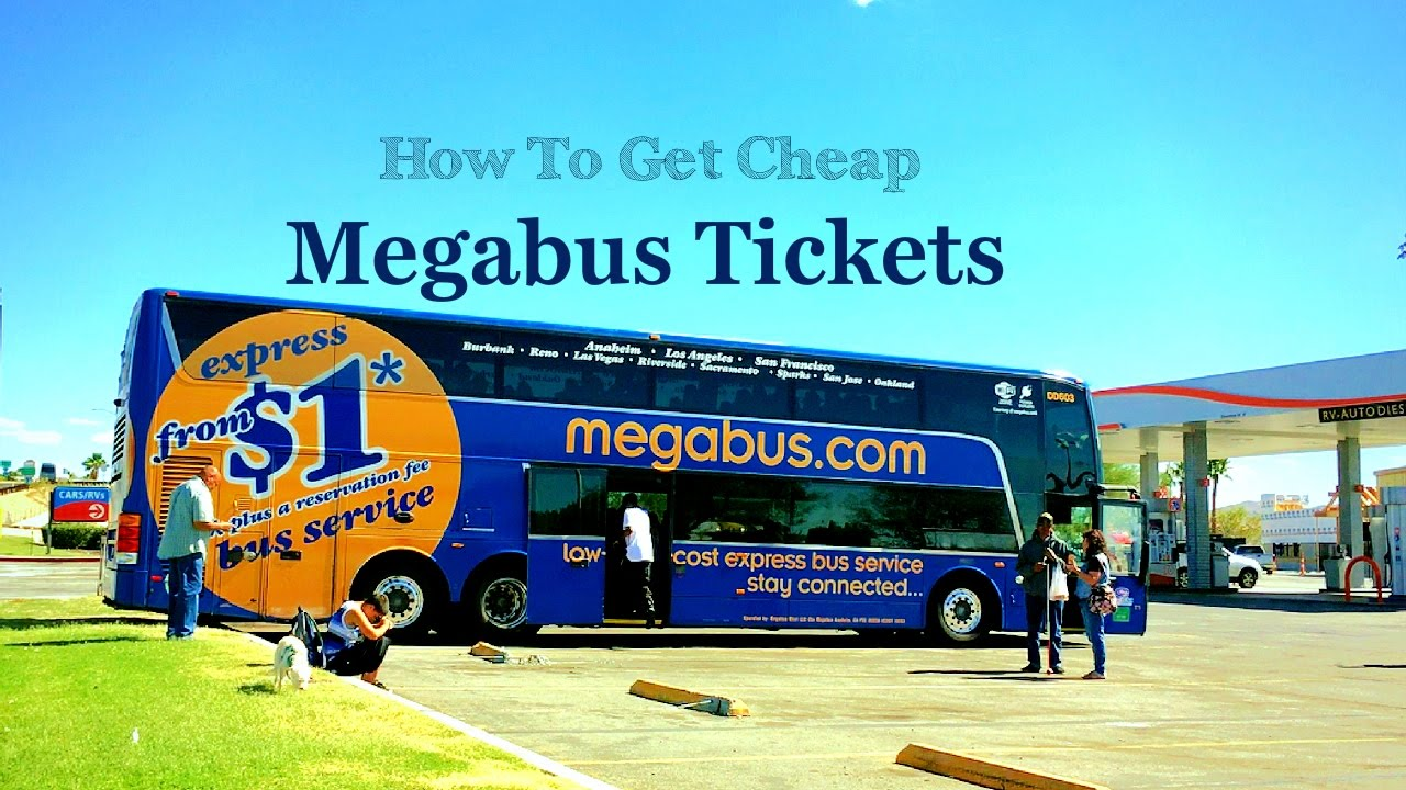 Megabus Review- How To Get Cheap Megabus Tickets
