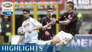 Milan-Frosinone 3-3 - Highlights - Matchday 36 - Serie A TIM 2015/16