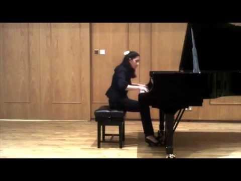 Mishka Rushdie Momen - Schubert Sonata in C minor, D  958, 1st movement