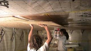 Build Your Own Studio Part 5 Osb Walls And Ceiling