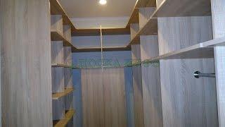 видео Гардеробная комната (59 фото): планировка с размерами, дизайн-проекты, как обустроить в коридоре квартиры, мини, открытая