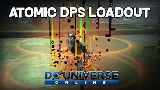 DCUO - Atomic DPS Loadout