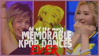 60 of the Most Memorable KPop Dances EVER - Stafaband