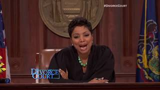 Classic Divorce Court: Let The Rough Times Roll