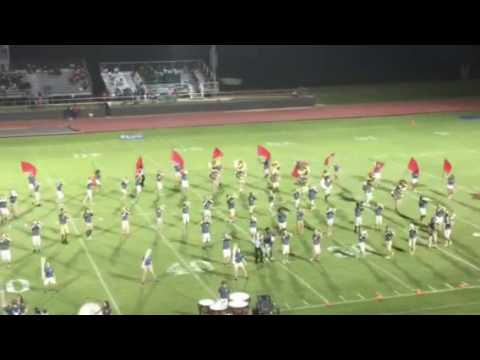 North Pike High School Marching Band 2016