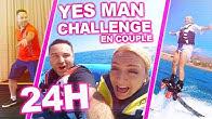 ON DIT OUI À TOUT PENDANT 24H !!! (Yes Man Challenge en Couple)  | Sophie Fantasy