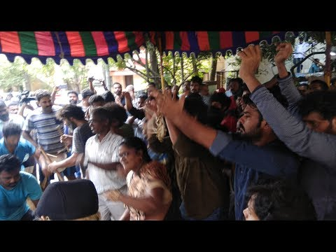 🔴 LIVE    Na. Muthuswamy Funeral  