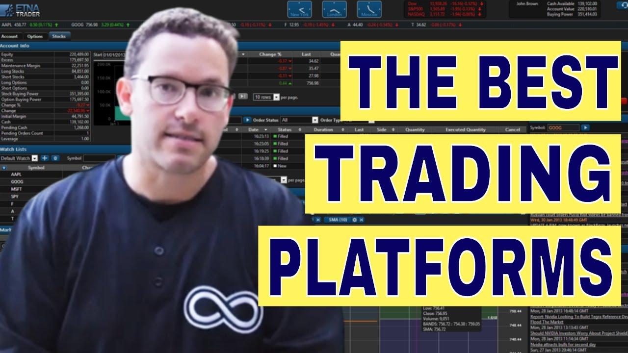 The Best Trading Platform For Stock Trader
