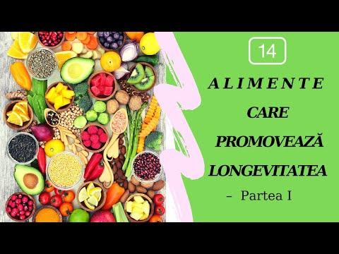 14 alimente care promovează longevitatea – Partea I