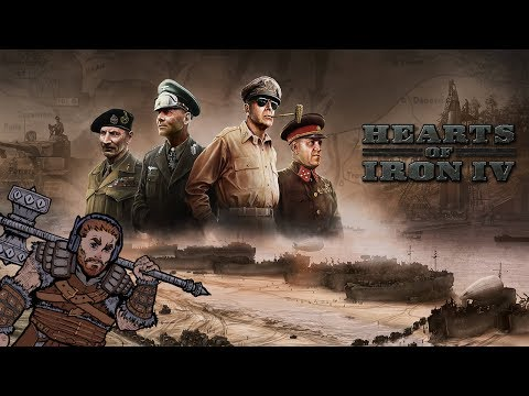 Hearts of Iron 4 - Japan and India! Co-op!