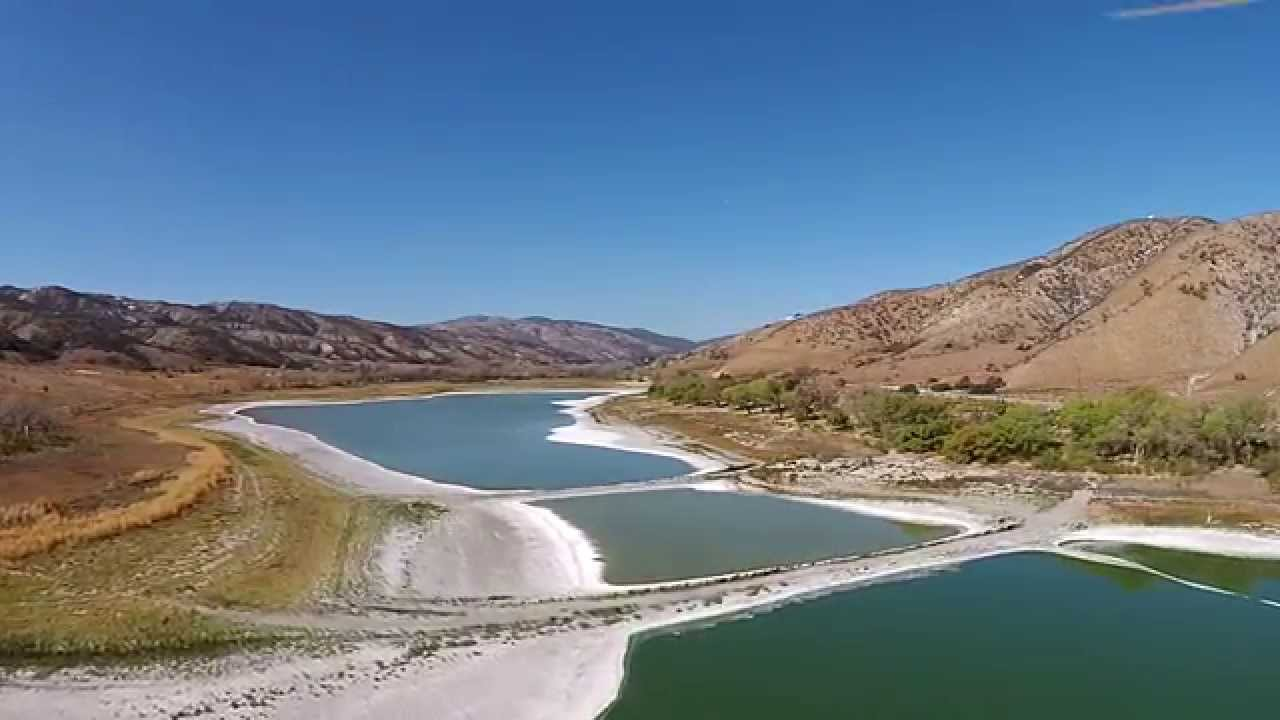 Viewing Lake Hughes Ca With Phantom 2 Vision Plus Youtube