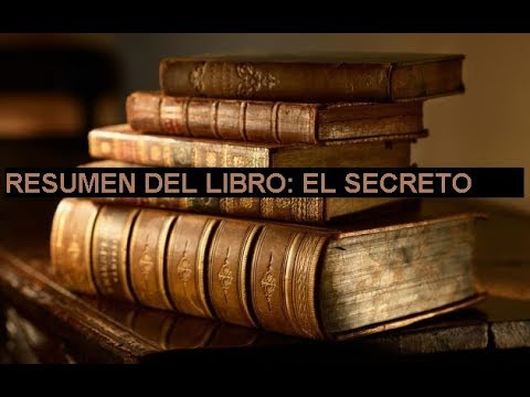 Resumen del Libro: El Secreto - YouTube