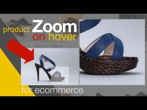 How to Create An Image Zoom on Hover With Jquery