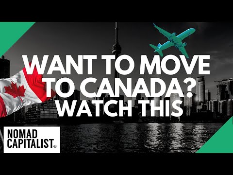 Watch This Before You Move to Canada after the Election