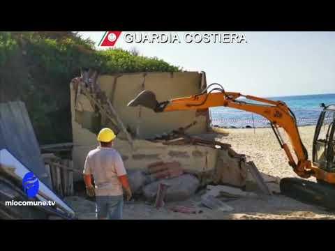 """Tropea, """"Costa degli dei"""" nuove demolizioni a Grotticelle"""