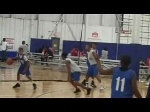 Jerron Love KO Elite Basketball Camp Philly 2010