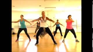 Zumba/Dance Fitness - *Got 2 Luv Ya / Cool Down*