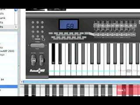 m audio axiom 49 with protools pt 1 youtube