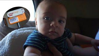 How I Feed My G-tube Baby
