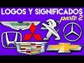 Logos de Marcas de Autos y Sus Significados Pt.2