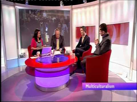 Mehdi Hasan vs Douglas Murray, on multiculturalism, on BBC2