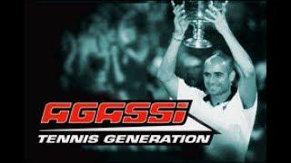 #014 / Agassi Tennis generation playtrough
