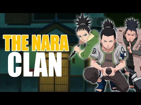 The Nara Clan: