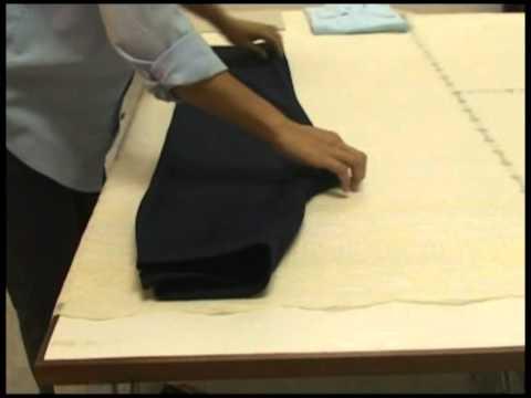 4 Clip การพับกางเกงบุรุษและกางเกงสตรี 1 52 นาที