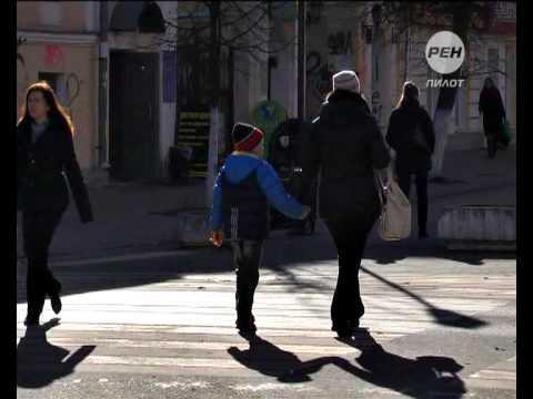 Тверь - город женщин. 2014-10-29
