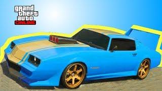 GTA 5 - где найти Imponte Phoenix (online)