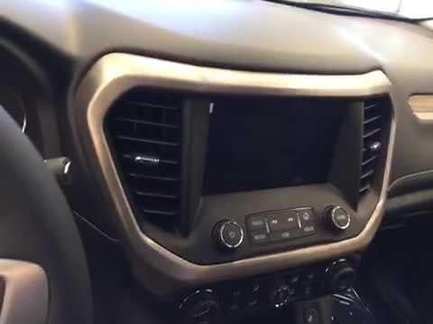 2017 GMC Acadia AWD 4dr Denali | Davis GM Lethbridge