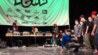 BBOYCHALLENGE VOL.10 Semi Final 1 - Drifterz Crew VS Soul Kingz