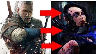 Что готовят нам разработчики Ведьмака в 2018 году? Cyberpunk 2077 в деталях.