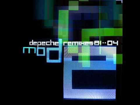 depeche mode clean colder version