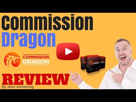 Commission Dragon Review - HUGE CUSTOM CPA BONUS PACK - DON'T BUY THIS WITHOUT MY BONUSES!!