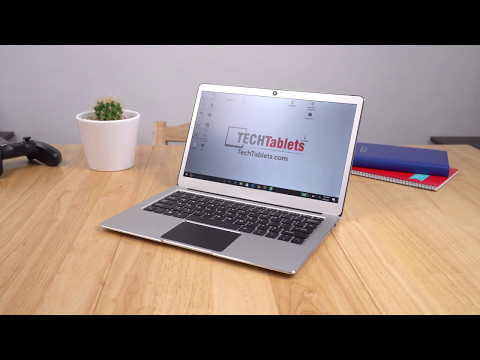 Jumper EZBook 3 Pro Unboxing & Hands-On Review (All Metal 6GB RAM Laptop)