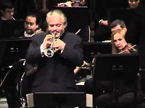Otto Sauter: Juraj Filas, Concert for Piccolo Trumpet and Symphony Orchestra, 1st Movement
