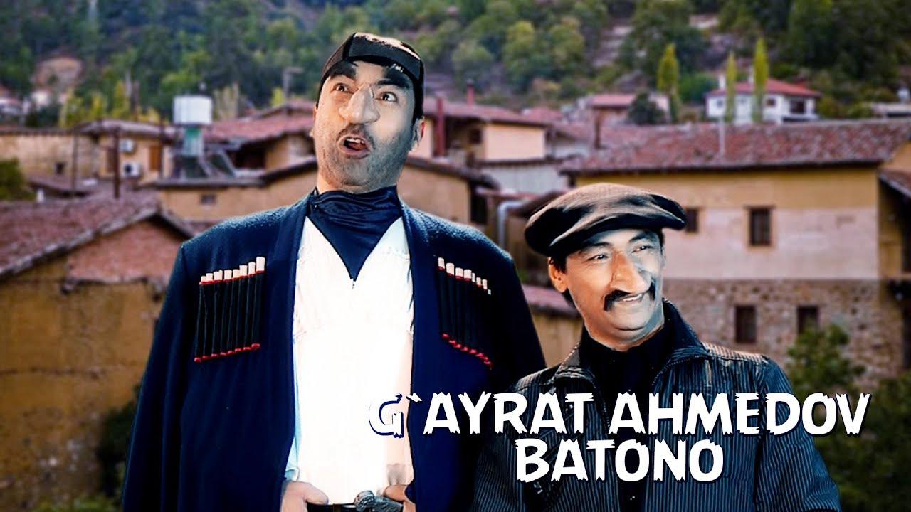 G`ayrat Ahmedov - Batono | Гайрат Ахмедов - Батоно