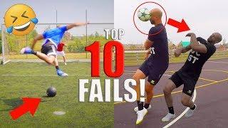TOP 10 YOUTUBE FAILS!