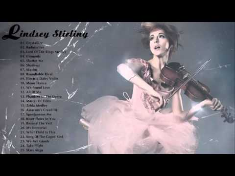 Lindsey Stirling Greatest Hits | The Best Of Lindsey Stirling | Best Instrument Music