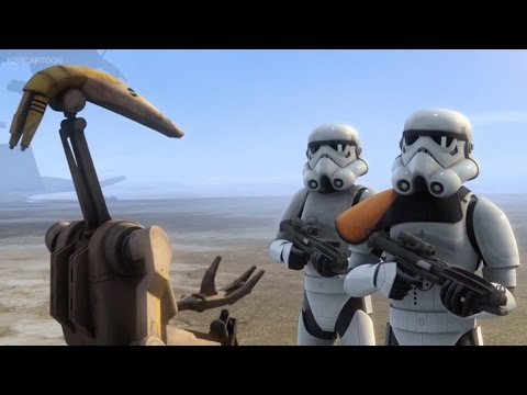 Star wars rebels: Rex & Droid Commander put their differences Aside
