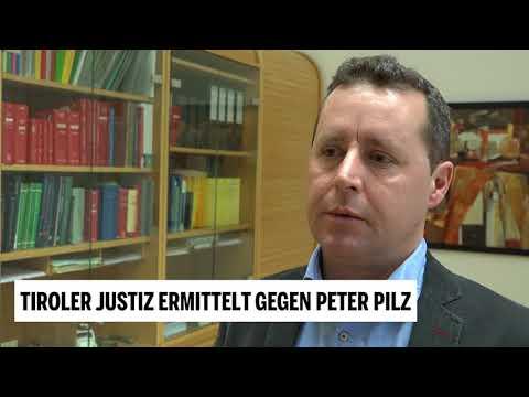 Tiroler Justiz ermittelt gegen Peter Pilz