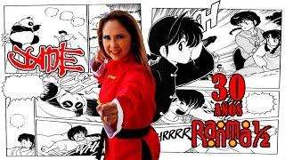 Homenaje a nuestra serie favorita Ranma 1/2 mostrando como comenzaron a crearla y darle voz. Adaptación al español, narración y subtítulos: Eddie Fox ...