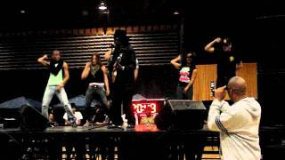 Chuck Brown Live- DC Armor Halftime Show 04.04.09