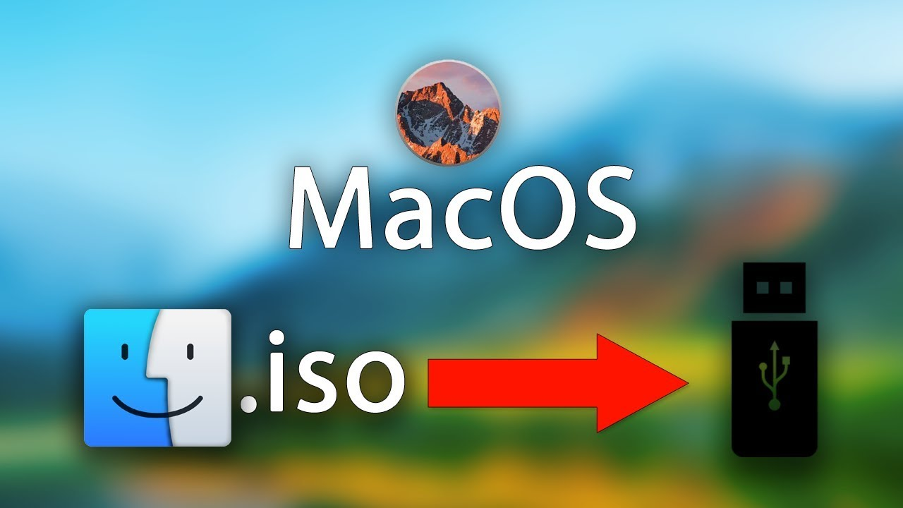 how to make windows xp bootable usb from iso on mac