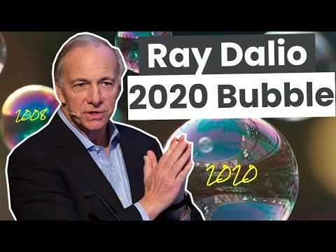 We're in the Bubble Phase | Ray Dalio 2020 lecture