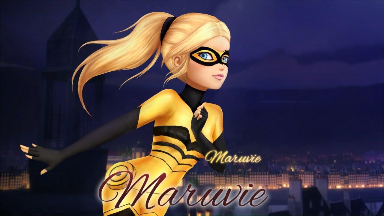 Miraculous Ladybug Speededit Chloe Queen Bee The New Superhero Of